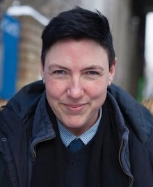Meg-John Barker - host of therapist training on Gender, Sexual and Relationship Diversity (GSRD) which goes beyond LGBTQ+ identities