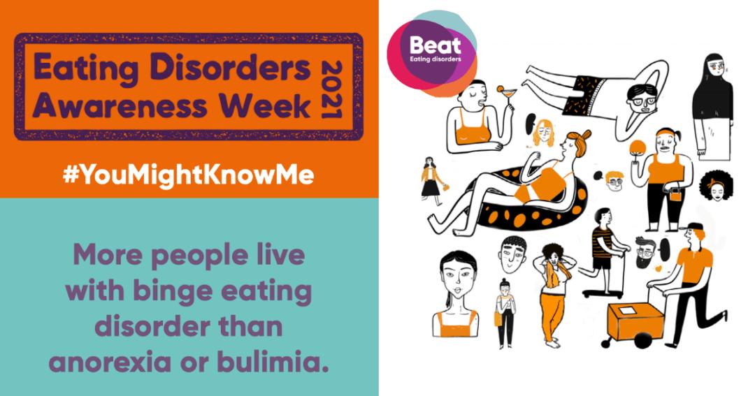 Information on binge eating disorder