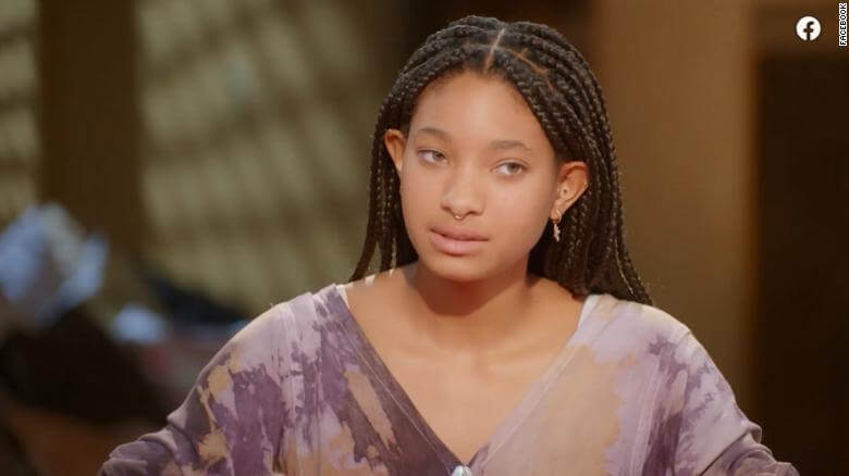 Willow Smith on the Red Table Talk show on polyamory - often misunderstood by therapists.