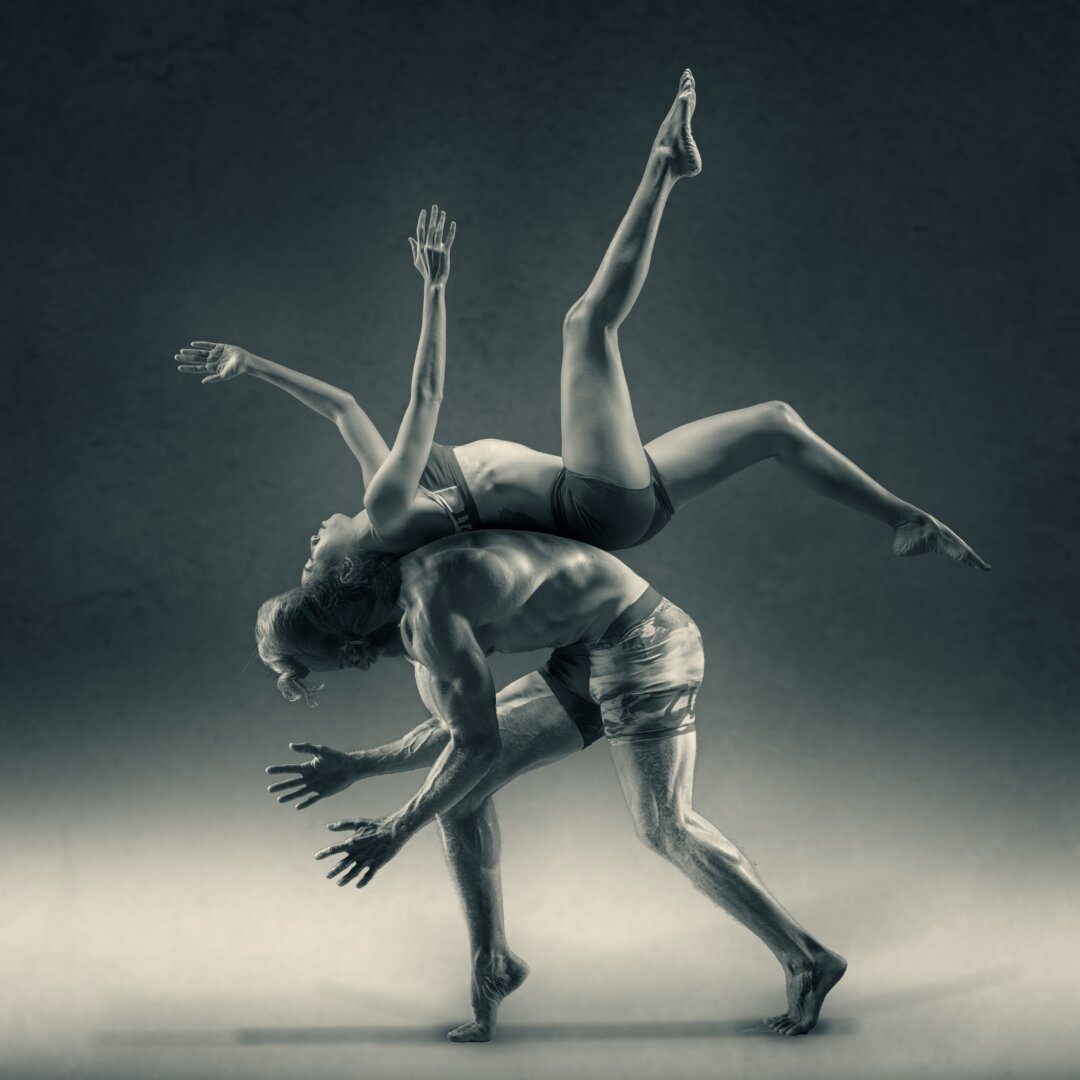 A relationship between a narcissist and a co-dependant can be likened to a dance